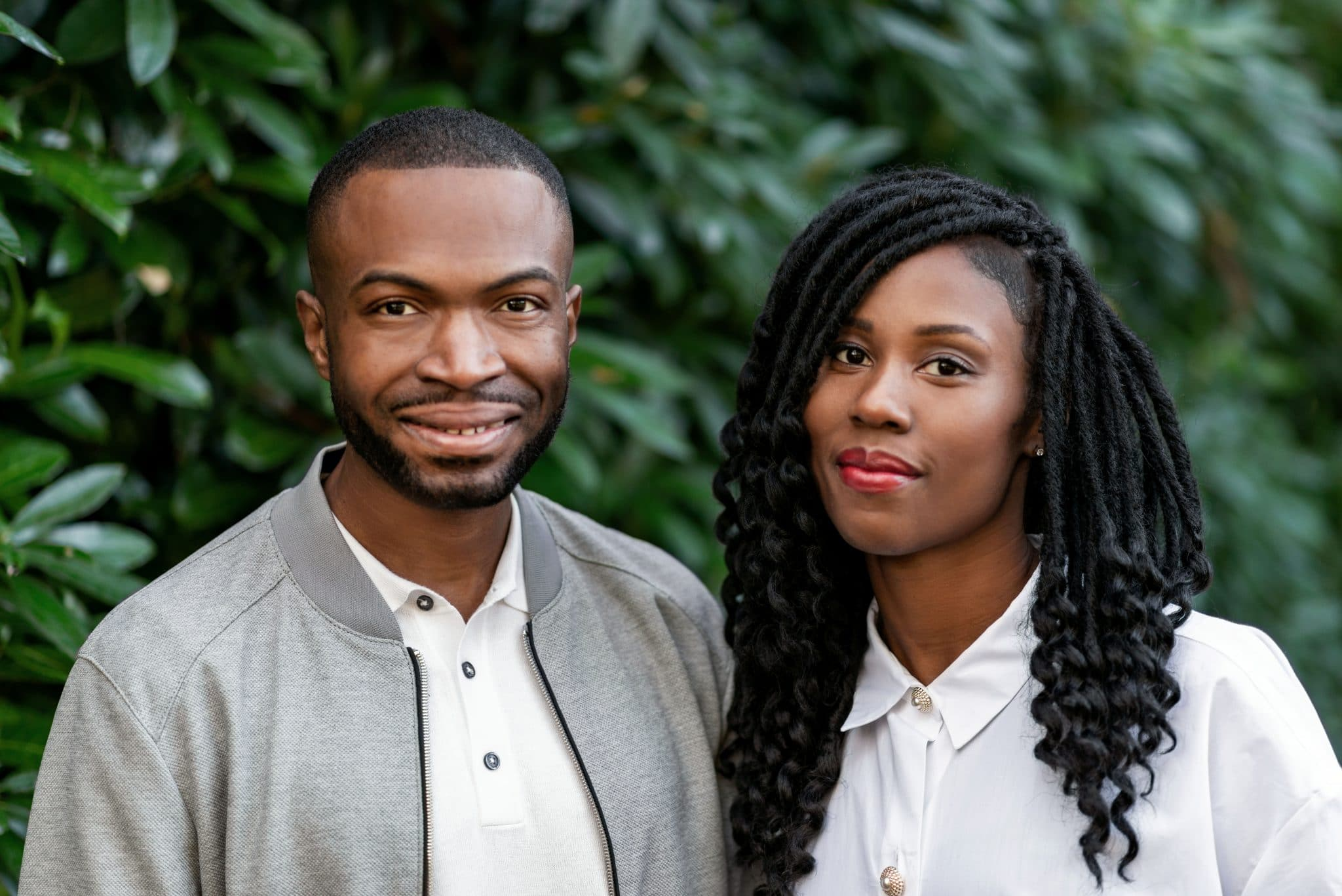Mary and Ken Okoroafor